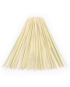 Varillas de Madera de 30cm KuKoo para Algodón de Azúcar Pack de 300