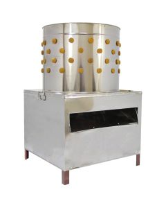 KuKoo 50cm Geflügelrupfmaschine