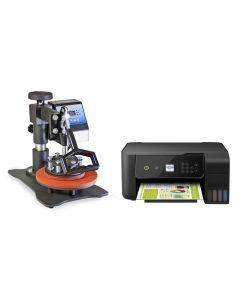PixMax Hittepers Transferpers en Printer
