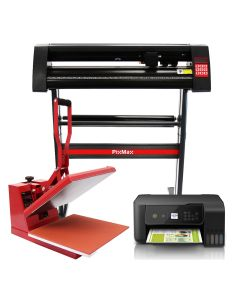 PixMax 38cm Hitte Pers,Vinyl Plotter, Printer