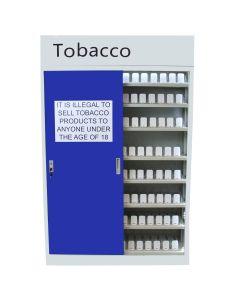 Zigarettenschrank Tabak-Vitrine