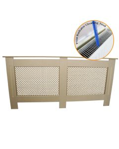 Radiatoromkasting - MDF - Onbewerkt - 1720mm