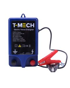 Electrificador de Cercas para Animales T-Mech