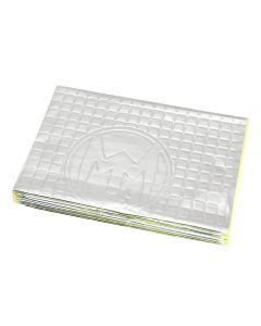 Esterillas Aislantes de Sonido 2.5mm para Coche Pack 32