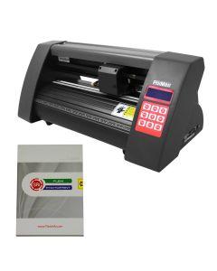 PixMax 360mm Mini Schneideplotter & Flexi Starter Software