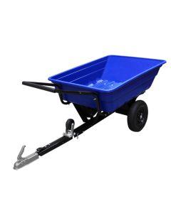 T-Mech Remorque ATV Roues Pneumatiques
