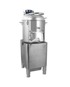 KuKoo Commerciële Aardappel Schilmachine