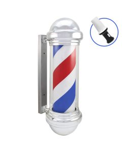 Poste de Alumbrado Barbero Giratorio LED Signo Salon