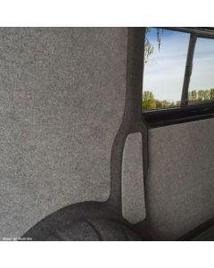 Bekleding bedrijfswagen / Kleur: Tarwe / Plus 5 blikken multifunctionele lijm