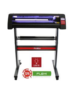 Plotter per Taglio Vinile & Software FlexiStarter - LED - 720mm