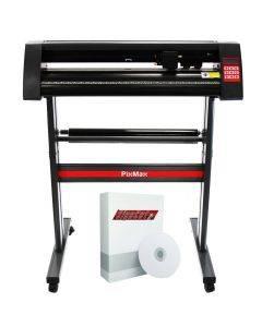 PixMax 720mm Vinyl Schneideplotter, SignCut Pro