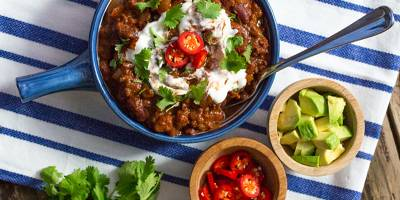 National Chili Day 24th & 25th February