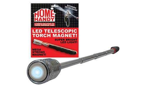 LED Telescopic Torch Magnet