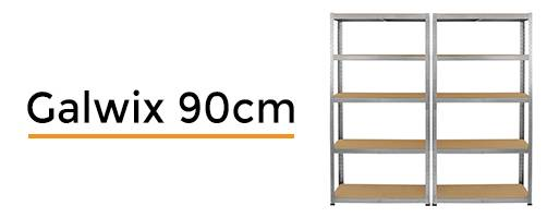 Galwix Galvanised Racking