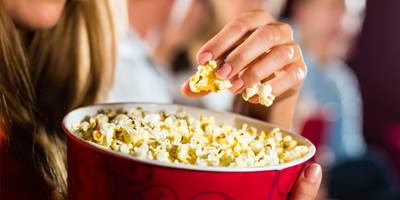 National Popcorn Day 19th January 2016