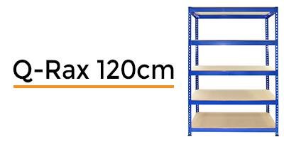 Q-Rax Metal Shelving Units